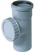 Ревизия внутренней канализации Profil 110 мм