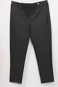 Турецкие женские теплые брюки, размеры 50-64