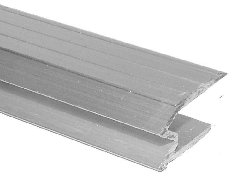 FREE CASE AM9322 (6103), Профиль алюмниевый стыковочный 9 мм
