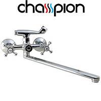Смеситель для ванны длинный нос CHAMPION MAYFAIR  (CHR-140)