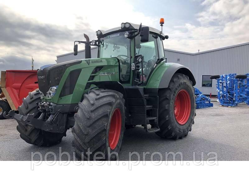 Cельскохозяйственный трактор Fendt 824 SCR