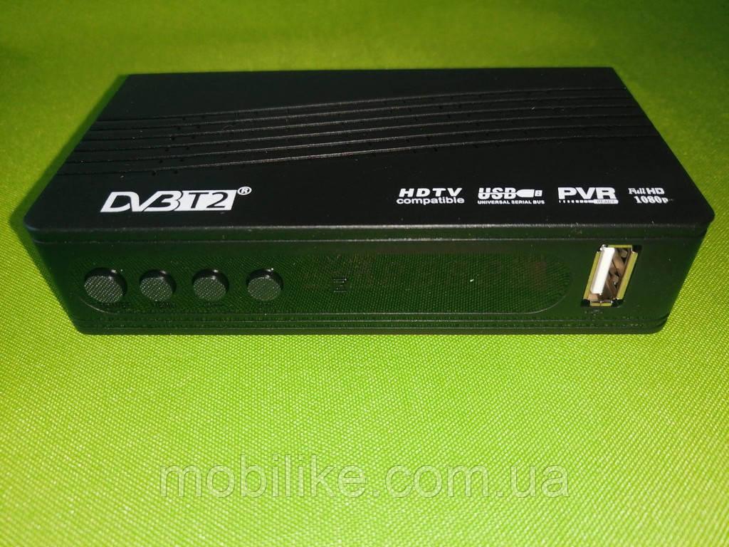 Цифровой ресивер DVB-T2 MEGOGO 168