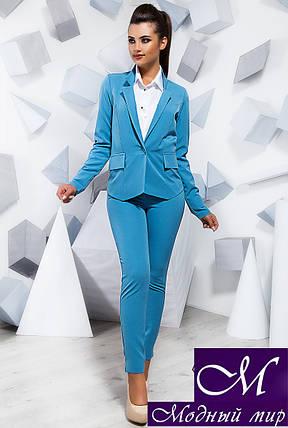 Костюм женский брюки + пиджак (р. 42, 44, 46, 48) арт. 17-179, фото 2