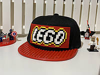 """Бейсболка конструктор """"Лего"""" Код 12-0801"""