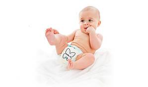 Интеллектуальный сенсор на подгузник с приложением на смартфон Baby P-Sensor Голубой (stm_0001)