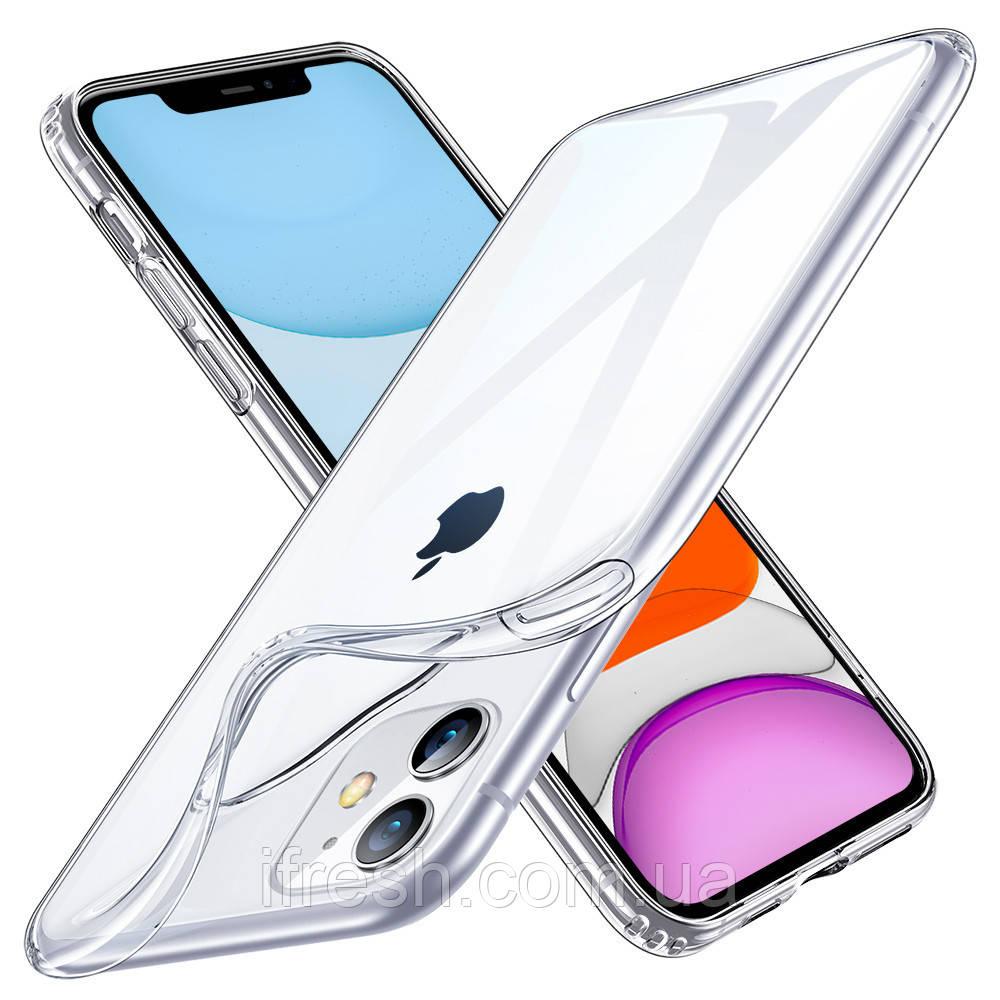 Чехол ESR для iPhone 11 Essential Zero, Clear (4894240091944)