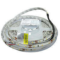 Светодиодная лента RISHANG 2835/60 5.4Вт 12В IP65 10мм Нейтральный белый 3500-5900К