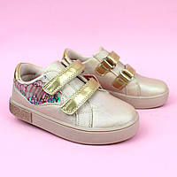 Детские кроссовки слипоны на девочку с Звездочками Том.м размер 29,30,31,33