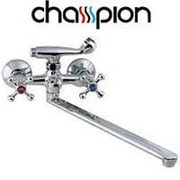 Смеситель для ванны длинный нос CHAMPION SMES EURO (CHR-143)