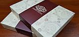 Комплект постельного белья Сатин Stripe BISCUIT 1/1см, фото 2