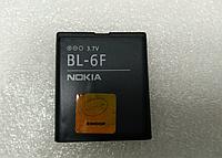 Оригинальный аккумулятор ( АКБ / батарея ) BL-6F для Nokia 6788 | N78 | N79 | N95 1200mAh, фото 1