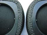 Амбушюры черные (подушечки) всборе с каркасом для наушников Marshall Major II, III Mid anc Bluetooth, фото 4