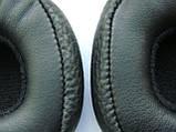Амбушюры черные (подушечки) всборе с каркасом для наушников Marshall Major II, III Mid anc Bluetooth, фото 5
