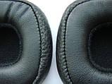 Амбушюры черные (подушечки) всборе с каркасом для наушников Marshall Major II, III Mid anc Bluetooth, фото 7