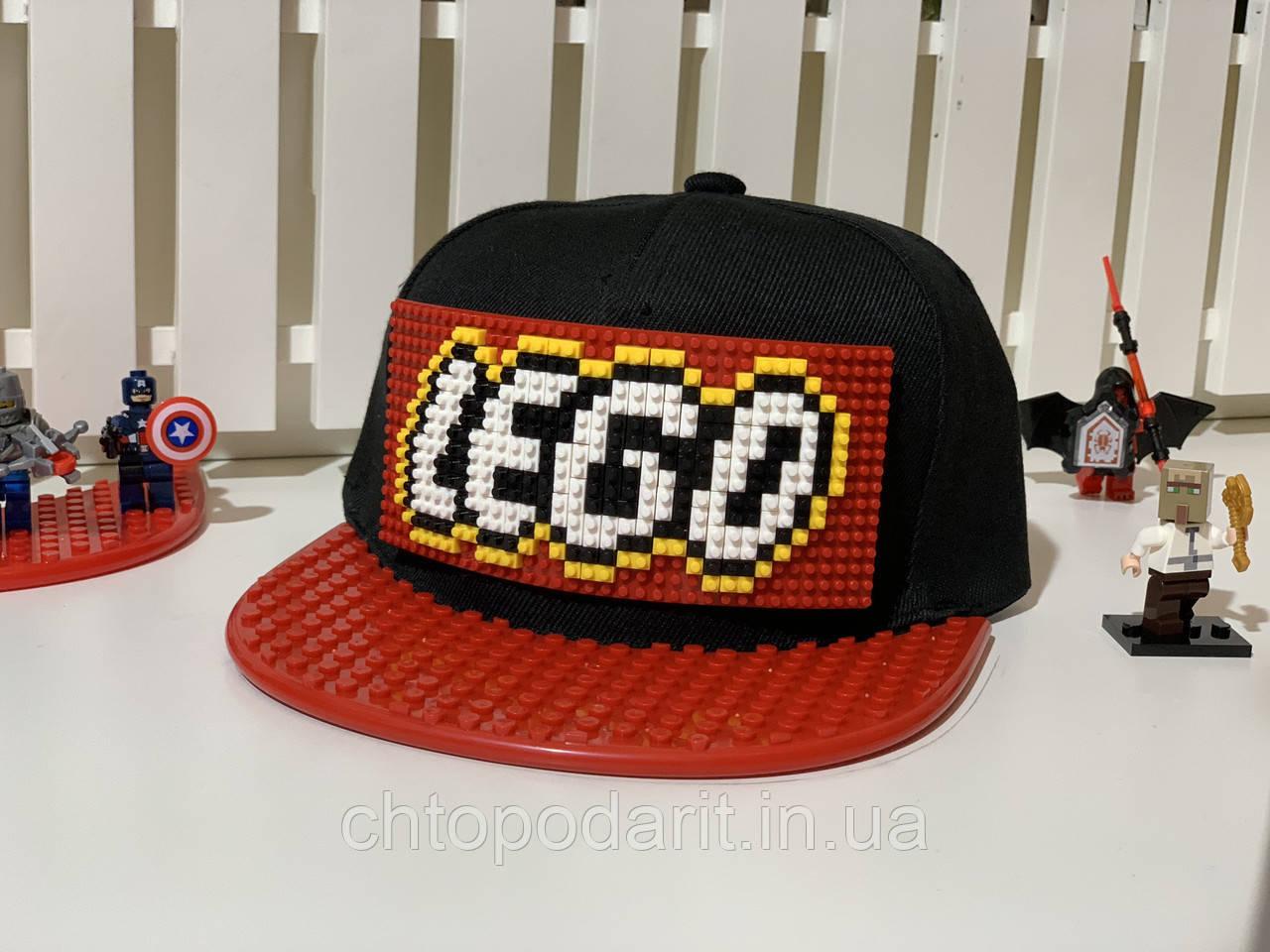 """Бейсболка конструктор """"Лего"""" Код 12-0852"""