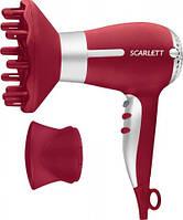 Фен Scarlett SC-1073 бургунди