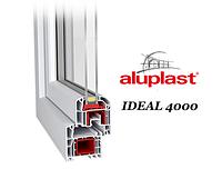 Окна и двери из профильной системы Aluplast  IDEAL® 4000 / 70 мм