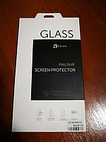 Захисне скло PRIME для HUAWEI P Smart Plus Full Glue (0.3 мм, 5D) black