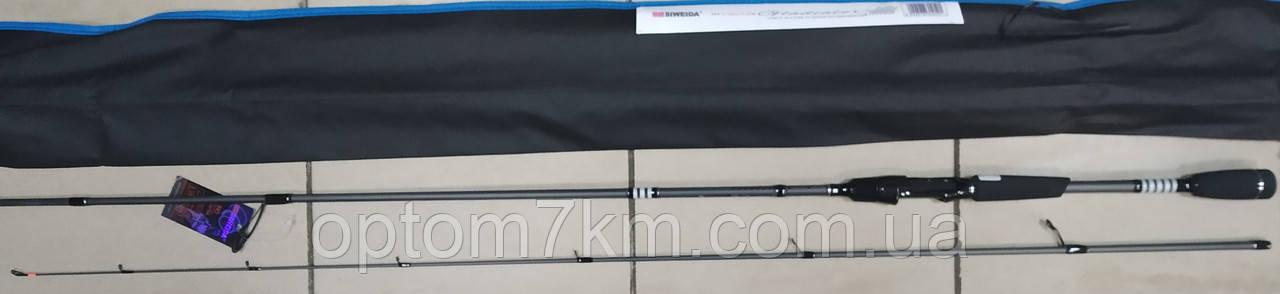 Спиннинг SWD Gladiator Plus 2.28m 5-20g