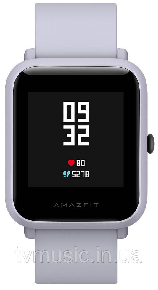 Смарт-часы Amazfit Bip White Cloud