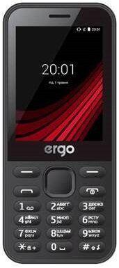 Мобильный телефон Ergo F284 Balance Black