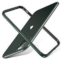 Бампер ESR для iPhone 11 Pro Max Crown Metal (Edge Guard), Pine Green (4894240092514), фото 1