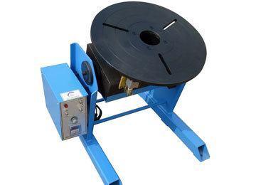 Cварочный позиционер серии BY-100 Вес 37 кг Грузоподьемность 100 кг