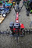 Мотоблок WEIMA WM1100С PRO (бензин 7 л.с., колеса) Бесплатная доставка, фото 8