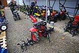 Мотоблок WEIMA WM1100С PRO (бензин 7 л.с., колеса) Бесплатная доставка, фото 9