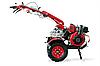 Мотоблок WEIMA WM610Е (дизель 6 л.с., электростартер, колеса 4.00-8) Бесплатная доставка, фото 2