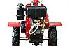 Мотоблок WEIMA WM610Е (дизель 6 л.с., электростартер, колеса 4.00-8) Бесплатная доставка, фото 6