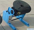 Cварочный позиционер серии BY-100 Вес 37 кг Грузоподьемность 100 кг, фото 6