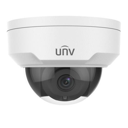 Uniview IPC325LR3-VSPF40-D мережева купольна відеокамера 5Мп
