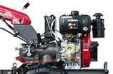 Мотоблок WEIMA WM1100A-6, КМ (4+2 скорости, дизель 6 л.с., колеса) Бесплатная доставка, фото 6