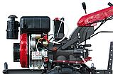 Мотоблок WEIMA WM1100A-6, КМ (4+2 скорости, дизель 6 л.с., колеса) Бесплатная доставка, фото 7