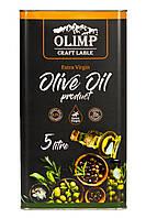 Оливковое масло EXTRA VIRGIN OLIVE OIL Olimp Craft salad 5 л.
