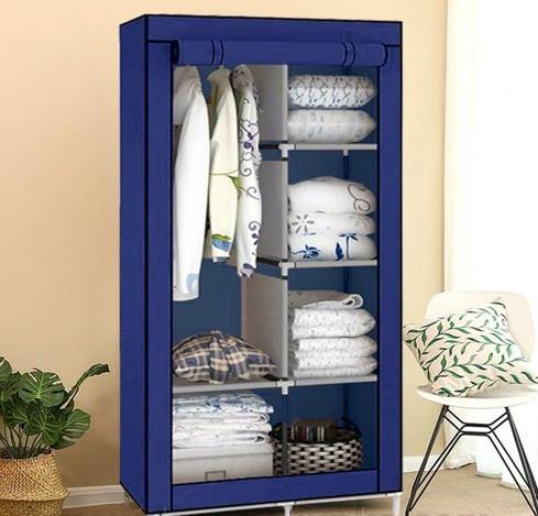 Шкаф Storage Wardrobe 8890 складной тканевый, фото 2