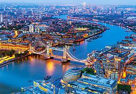 Пазлы Castorland Аэропорт Лондона 1000 елементів 104291