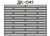 Декоративная решетка, ДК-041