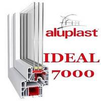Окна и двери из профильной системы Aluplast  IDEAL® 7000 / 85 мм