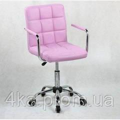 Крісло на колесах НС 1015КР лавандовий