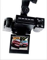 Видеорегистратор Китай H3000 two camera*