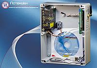 ППК Потенциал GSM-Universal (пр-во Украина) — охранная GSM централь, проводная GSM сигнализация на 9 зон