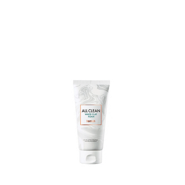 Очищающая пенка с белой глиной  Heimish All Clean White Clay Foam, 30 мл