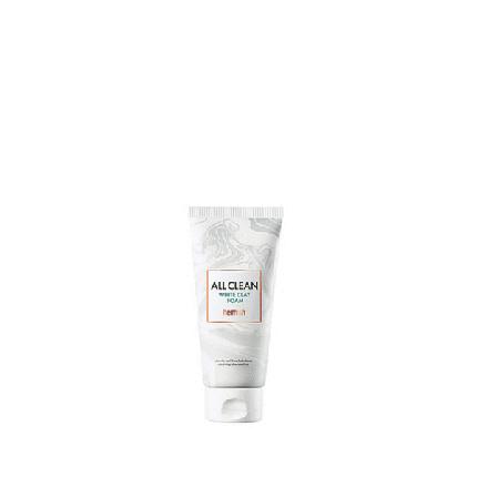 Очищающая пенка с белой глиной  Heimish All Clean White Clay Foam, 30 мл, фото 2