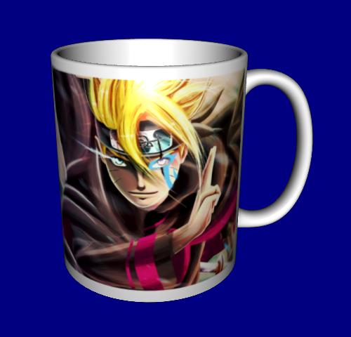 Кружка / чашка Боруто