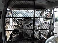 Перегородка салона металлическая сетка Renault Kangoo 2