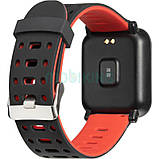 Smart Watch Gelius Pro GP-CP11 Plus (AMAZWATCH 2020) (IP68) Black/Red, фото 2