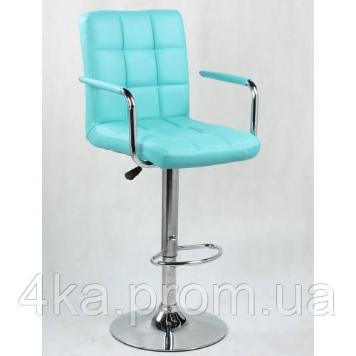 Барне крісло, стілець візажистаHC 1015WP