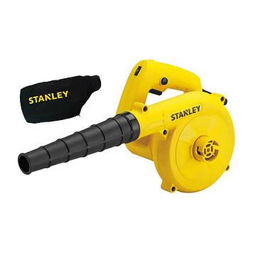 Воздуходув-пылесос 600 Вт поток 3,5 м³/мин. Stanley STPT600